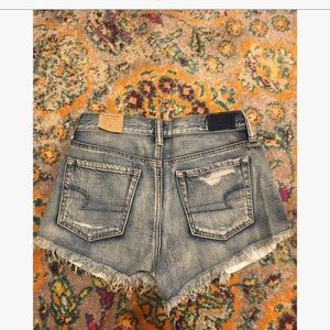 American Eagle Outfitters Shorts - American Eagle High Waisted Shorts